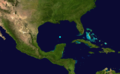 1864 Atlantic tropical storm 2 track.png
