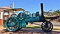 1889 Fowler ploughing engine, Gnowangerup, 2018 (01).jpg