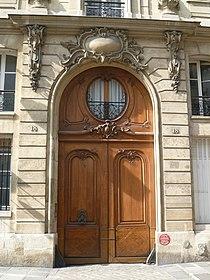 18 rue du Cherche-Midi - porte.jpg