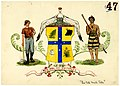 """1908 New Zealand Coat of Arms Competition Entries - """"New Zeal and Old Fealty"""" (Page 1).jpg"""