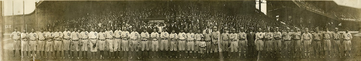 July 24, 1911, as the Cleveland Naps took on the best in the American League