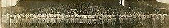 Addie Joss - Image: 1911 Addie Joss Benefit Game