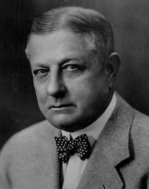John Heydler - Heydler in 1918