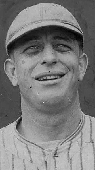 John Monroe (baseball) - Image: 1921 John Monroe
