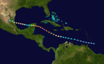 1933 Atlantika uragano 15 track.png