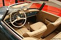 1959 Mercedes-Benz 190 SL - interior (14789045646).jpg