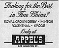 1960 - Apple's Jewler Ad - 25 Jun MC - Allentown PA.jpg