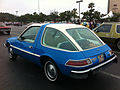 1976 AMC Pacer DL coupe blue-white 2014-AMO-NC-02.jpg