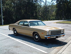 Plymouth Fury Saloon (1978)