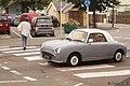 1991 Nissan Figaro (28649809491).jpg