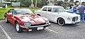 1994 Jaguar XJS & 1963 Rover 3 Litre (33510676812).jpg