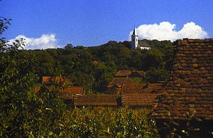 Hodod - Hodod, Hungarian Reformed church