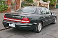1999 Holden Caprice (WH) sedan (2015-12-07) 02.jpg