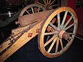 19th century light field gun Hämeenlinna 2.JPG