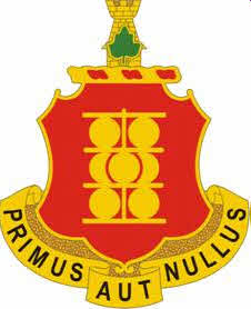 1 Field Artillery Regiment DUI