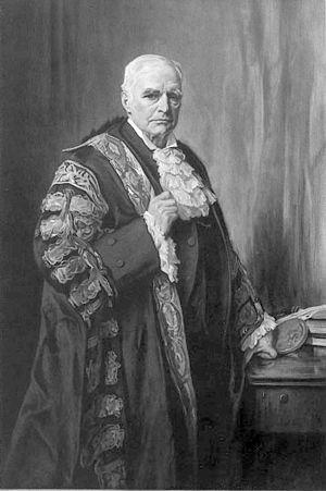 Robert Finlay, 1st Viscount Finlay - Image: 1st Viscount Finlay