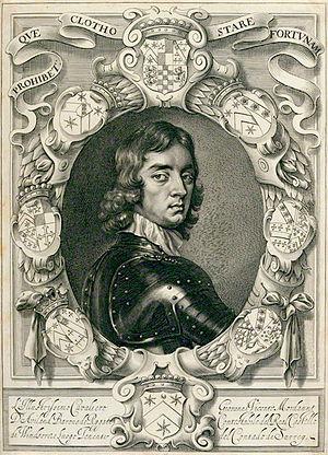 John Mordaunt, 1st Viscount Mordaunt cover