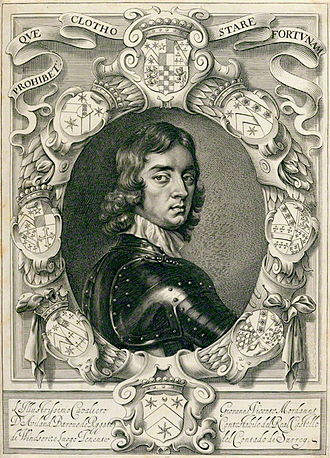 John Mordaunt, 1st Viscount Mordaunt - Lord Mordaunt