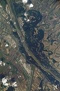 20020823 Lobau und Flughafen mit Nordstern.jpg