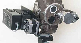 Filmo - Filmo 70-DR with Crystal Sync Motor