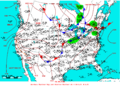 2006-06-22 Surface Weather Map NOAA.png