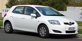 2007-2009 Toyota Corolla (ZRE152R) Ascent 5-door hatchback 06.jpg