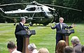 20070730 Bush Brown Camp David.jpg