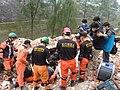 2008년 중앙119구조단 중국 쓰촨성 대지진 국제 출동(四川省 大地震, 사천성 대지진) DSC09337.JPG