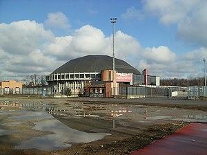 2015 Men's European Volleyball Championship - Image: 20080106Pala Piantanida 2
