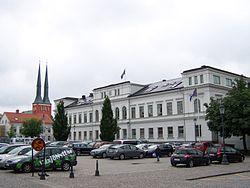 20090811 Växjö 2, Marktplatz.JPG