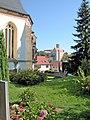 20090901025DR Gnandstein (Kohren-Sahlis) Dorfkirche und Burg.jpg