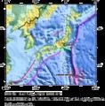 2010 Bonin Islands 7.4 magnitude earthquake location map.png