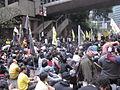 2011年人民力量打小人3.JPG