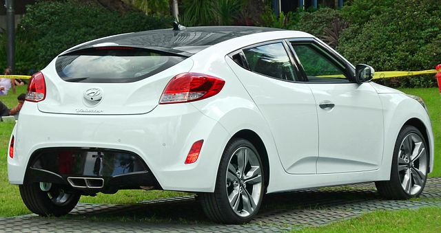 Hyundai Veloster Touch Up Paint