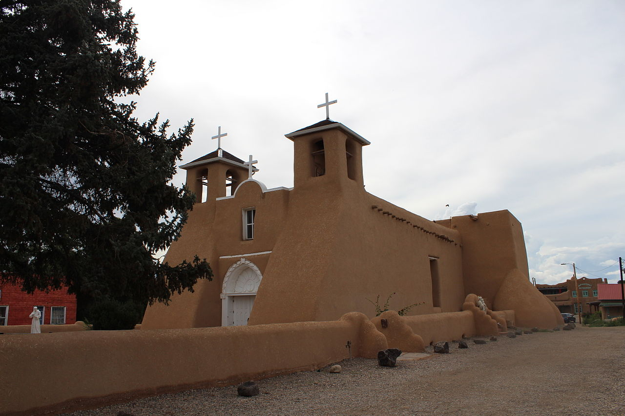 ranchos de taos dating site San francisco de asis ranchos de taos, nm and is the only original church which remains intact in the taos area san francisco de asis church continues to be.