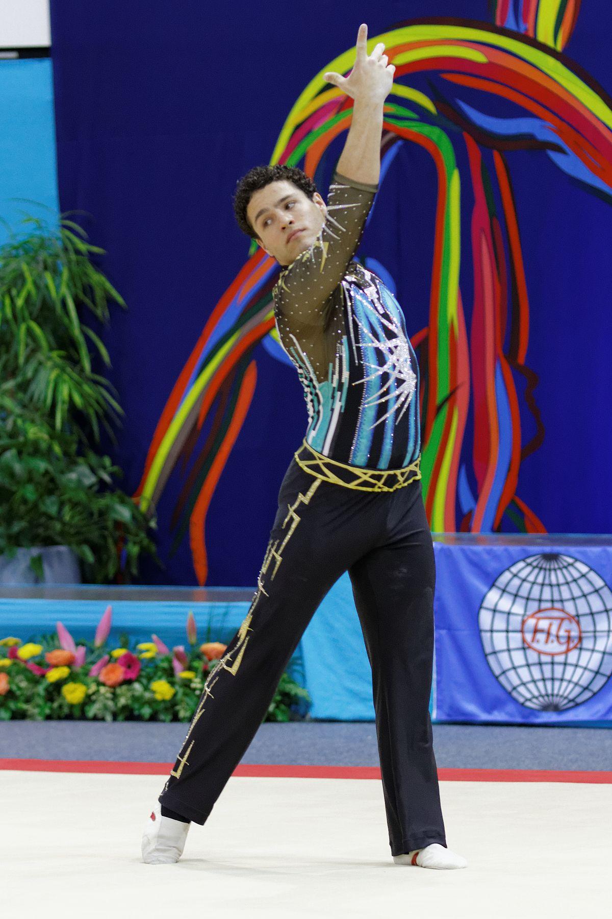 Ryan Ward  Gymnast