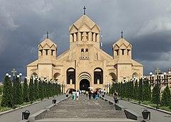 2014 Erywań, Katedra św. Grzegorza Oświeciciela (05).jpg