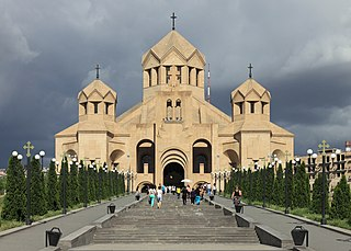 Saint Gregory the Illuminator Cathedral, Yerevan Cathedral of the Armenian Apostolic Church