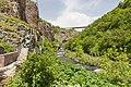 2014 Prowincja Wajoc Dzor, Dżermuk, Kanion rzeki Arpa (01).jpg