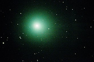 C/2014 Q2 (Lovejoy) - Image: 2015 01 17 Comet C2014 Q2 Lovejoy 4x 60sec f 10 2000mm ISO2500