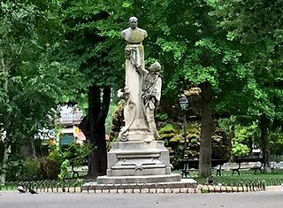 monument of Emile Planchon