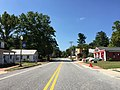 2016-09-13 13 01 49 View west along Maryland State Route 564 (9th Street) between Chapel Avenue and Maple Avenue in Bowie, Prince Georges County, Maryland.jpg