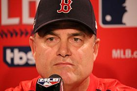 2016-10-08 Red Sox manager John Farrell.jpg