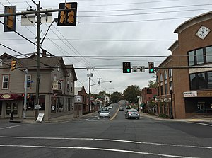 Herndon, Virginia - Central Herndon