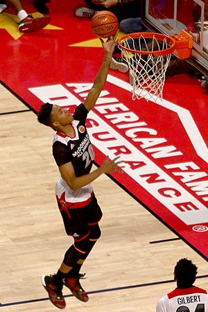 Markelle Fultz - Fultz at the 2016 McDonald's All-American Game.