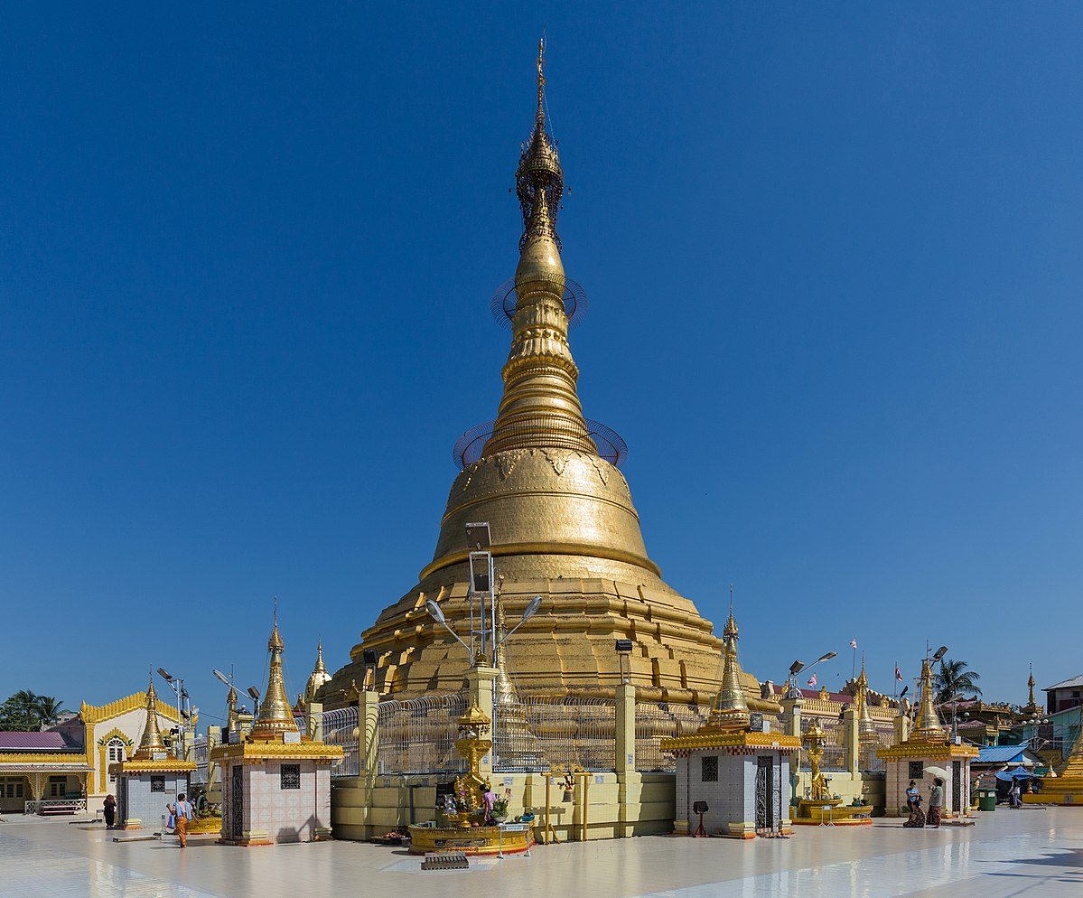 Botataung Pagoda - Wikipedia