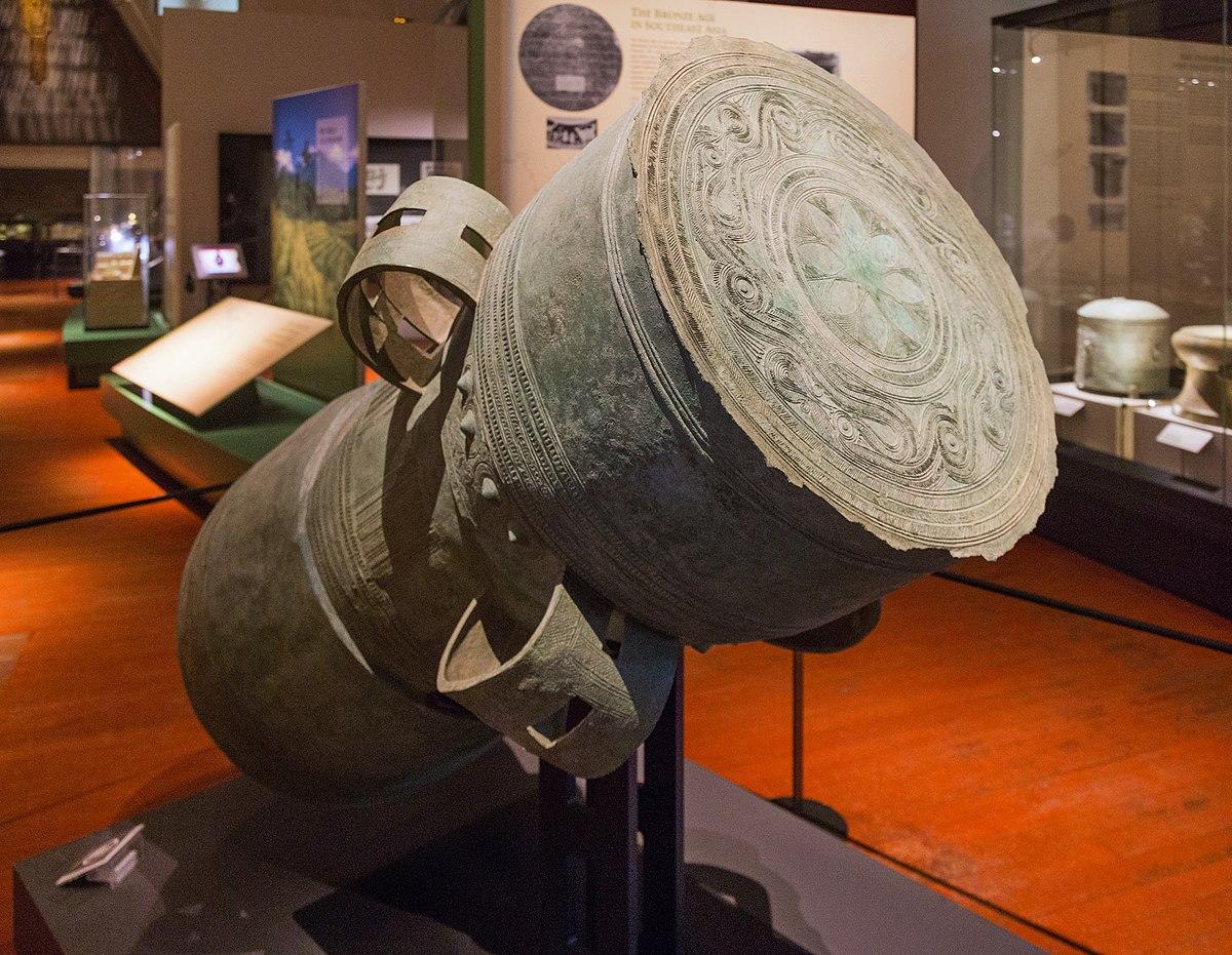 Nekara, alat pada zaman prasejarah yang menjadi cikal-bakal beduk di Indonesia