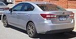 2017 Subaru Impreza (GK7) 2.0i-L sedan (2018-02-22) 02.jpg