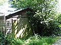 2018-06-13 Wooden storage shed, Loop road, Trimingham.JPG