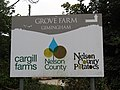 2018-08-26 Sign outside Grove Farm, Gimingham.JPG